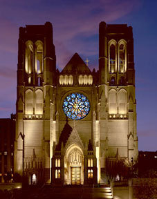 Grace Cathedral Episcopal Church - Ceremony Sites - 1100 California St, San Francisco, CA, United States