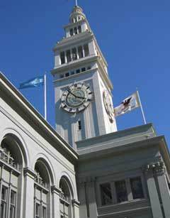Ferry Building Marketplace - Attractions/Entertainment, Restaurants, Shopping - 1 Ferry Building, San Francisco, CA, 94111, US