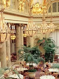Palace Hotel - Reception Sites, Restaurants, Attractions/Entertainment - 2 New Montgomery St, San Francisco, CA, 94105