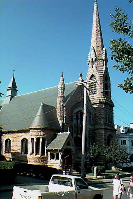 Channing Memorial Church - Ceremony Sites - 135 Pelham Street, Newport, RI, United States