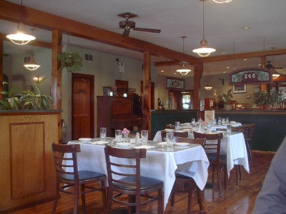 Rhumbline - Restaurants, Brunch/Lunch - 62 Bridge St, Newport, RI, United States
