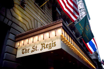 The St. Regis Hotel - Ceremony Sites, Reception Sites, Hotels/Accommodations - 2 E 55th St, New York, NY, 10022, US