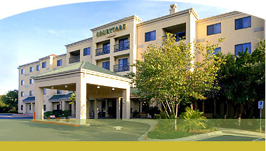 Courtyard Marriott - Hotels/Accommodations - 9409 Stonelake Boulevard, Austin, TX, 78759, United States
