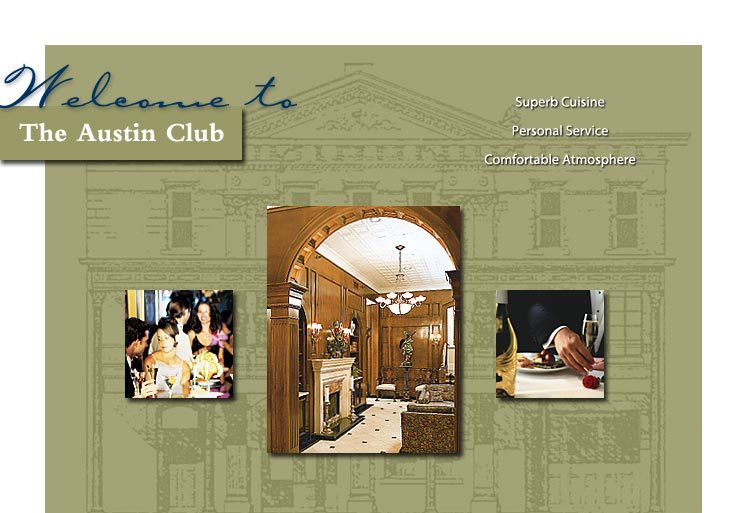 The Austin Club - Reception Sites, Ceremony & Reception - 110 E 9th St, Austin, TX, 78701