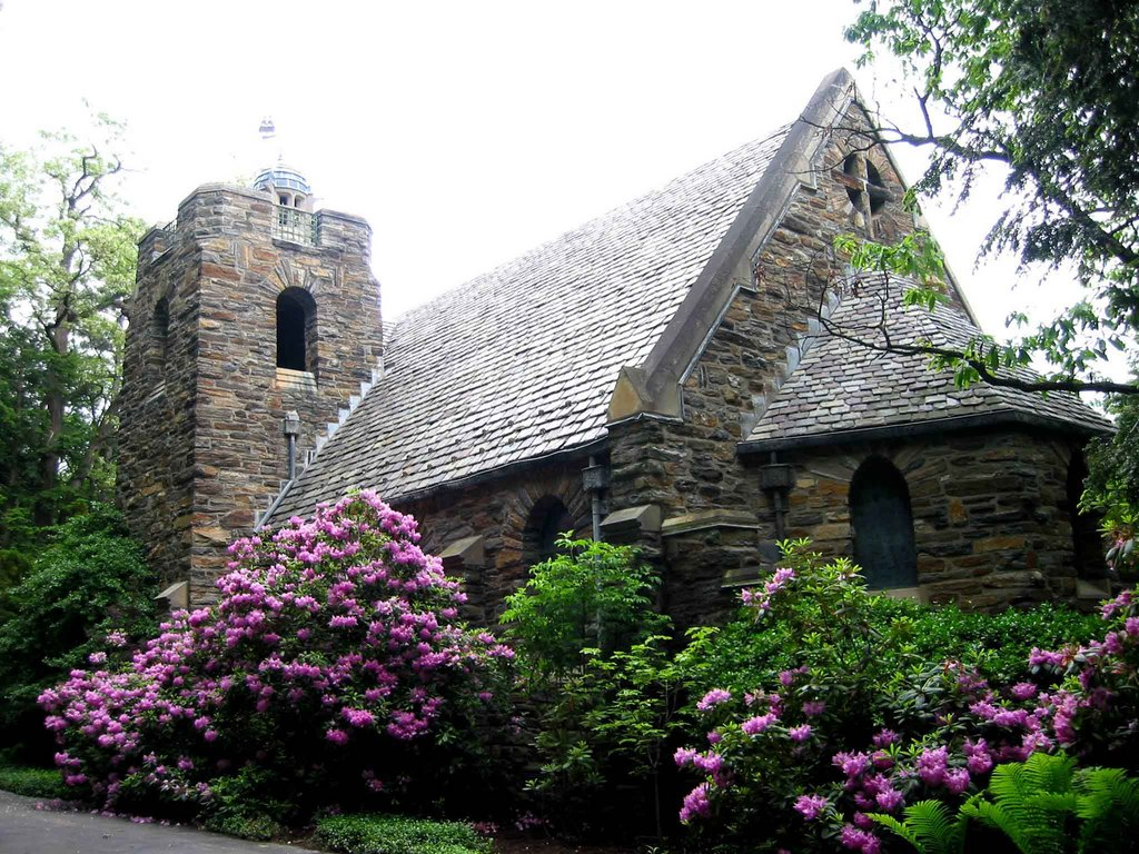 Garrett Memorial Chapel - Ceremony Sites - 5251 Skyline Drive, Bluff Point, New York, 14478