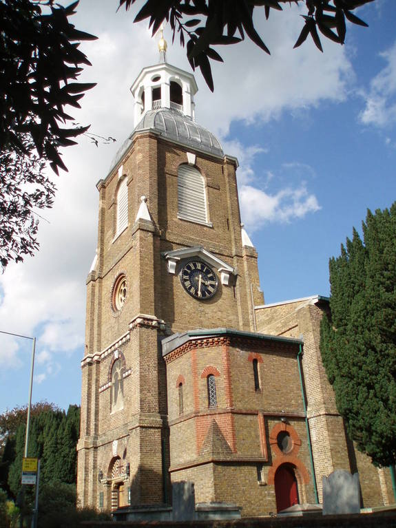 St Mary's Church - Ceremony Sites - Church St, Staines, Surrey, TW16 6