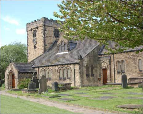 St Peters Church, Hartshead - Ceremony Sites -