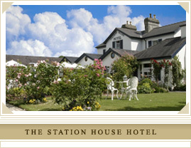 Station House Hotel - Reception Sites - Main Street, Kilmessan, Meath, Ireland