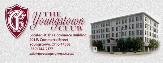 The Youngstown Club - Reception Sites - 201 E Commerce Street, Youngstown, OH, 44503, United States