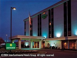 Holiday Inn-boardman - Hotels/Accommodations, Reception Sites - 7410 South Ave, Youngstown, OH, United States