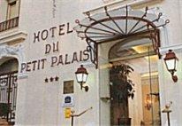 Le Petit Palais - Hotels/Accommodations - 17, Avenue Emile Bieckert, Nice, Provence-Alpes-Côte d'Azur, 06000, FR