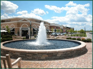 The Streets Of West Chester - Attractions/Entertainment, Shopping - 9465 Civic Centre Bvld, West Chester Township, OH, 45069