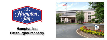 Hampton Inn - Hotels/Accommodations - 210 Executive Dr, Butler, PA, 16066, US