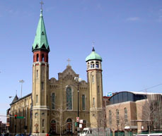 Old Saint Patrick's Cathedral - Ceremony Sites - 711 W Monroe St, Chicago, IL, 60661, US