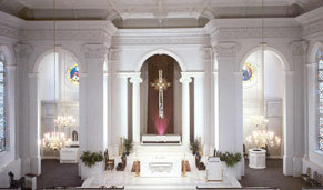 Holy Trinity Catholic Church - Ceremony Sites, Attractions/Entertainment - 3513 N Street NW, Washington, DC, 20007, US