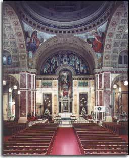 St Matthew's Cathedral - Ceremony Sites - 1725 Rhode Island Ave NW, Washington, DC, United States