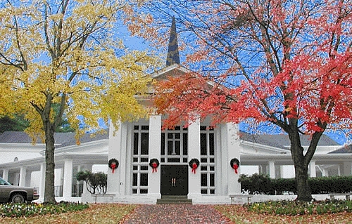 Roswell Umc - Ceremony Sites - 814 Mimosa Blvd, Roswell, GA, 30075