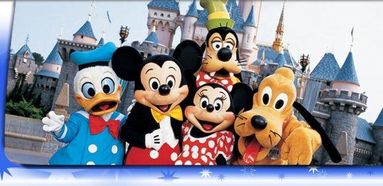 Disneyland - Attractions/Entertainment - Disneyland, Anaheim, CA