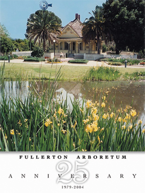 Fullerton Arboretum - Attractions/Entertainment, Ceremony Sites, Reception Sites - 1900 Associated Road, Fullerton, California, United States