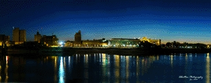 Riverfront Boardwalk - Attractions/Entertainment - S Grand St & Forrest Ave, Monroe, LA, 71202, US