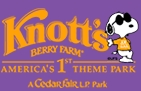 Knott's Berry Farm - Attractions/Entertainment, Restaurants, Parks/Recreation - 8039 Beach Blvd, Buena Park, CA, USA