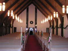United Luthern Church-Wolfe's Crossroads - Ceremony -