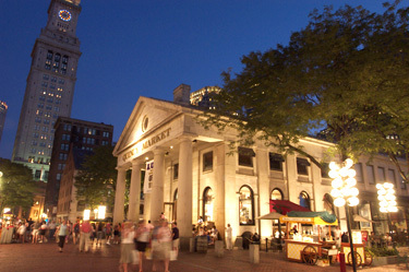 Faneuil Hall Market Place - Attractions/Entertainment, Shopping - 1 Faneuil Hall Sq # 1, Boston, MA, United States