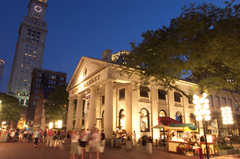 Faneuil Hall Market place - Attraction - 1 Faneuil Hall Sq # 1, Boston, MA, United States