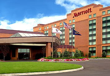 Marriott Pittsburgh North - Hotels/Accommodations, Reception Sites - 100 Cranberry Woods Dr, Cranberry Twp, PA, United States