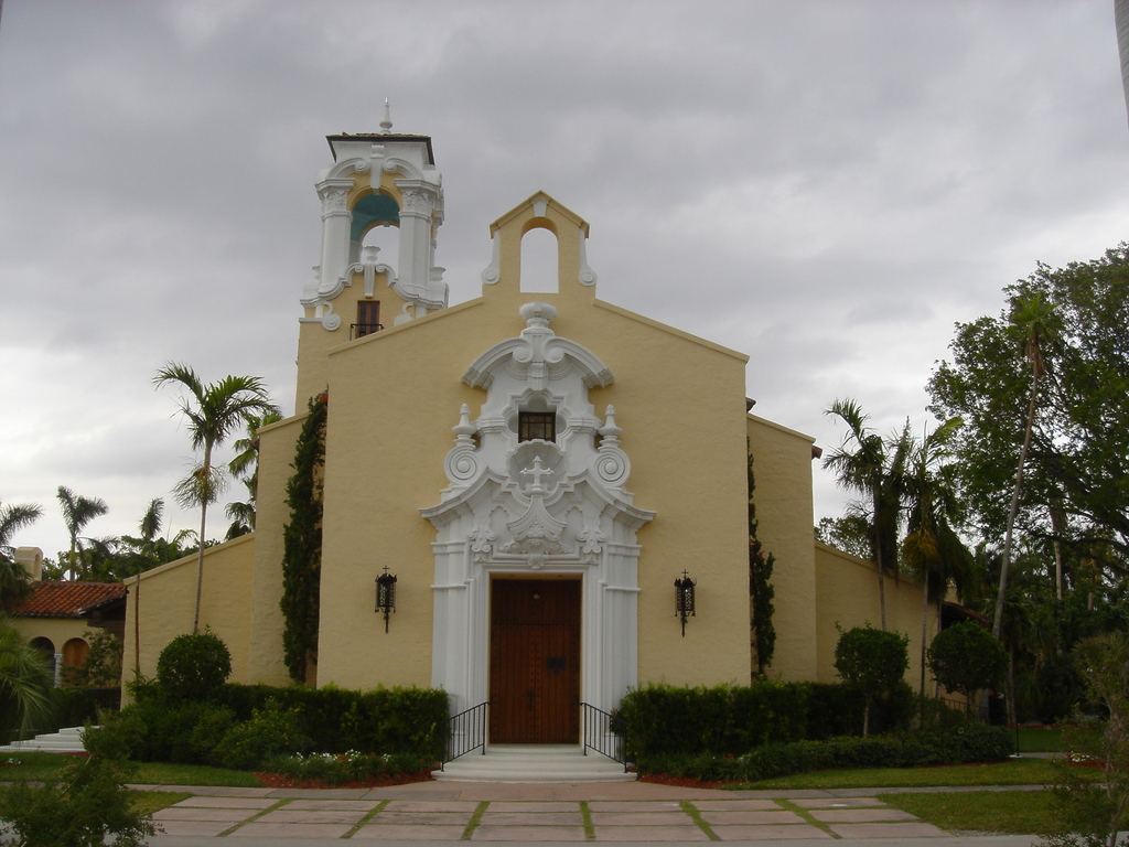 Coral Gables Congregational Church - Ceremony Sites - 3010 De Soto Blvd, Coral Gables, FL, 33134, US