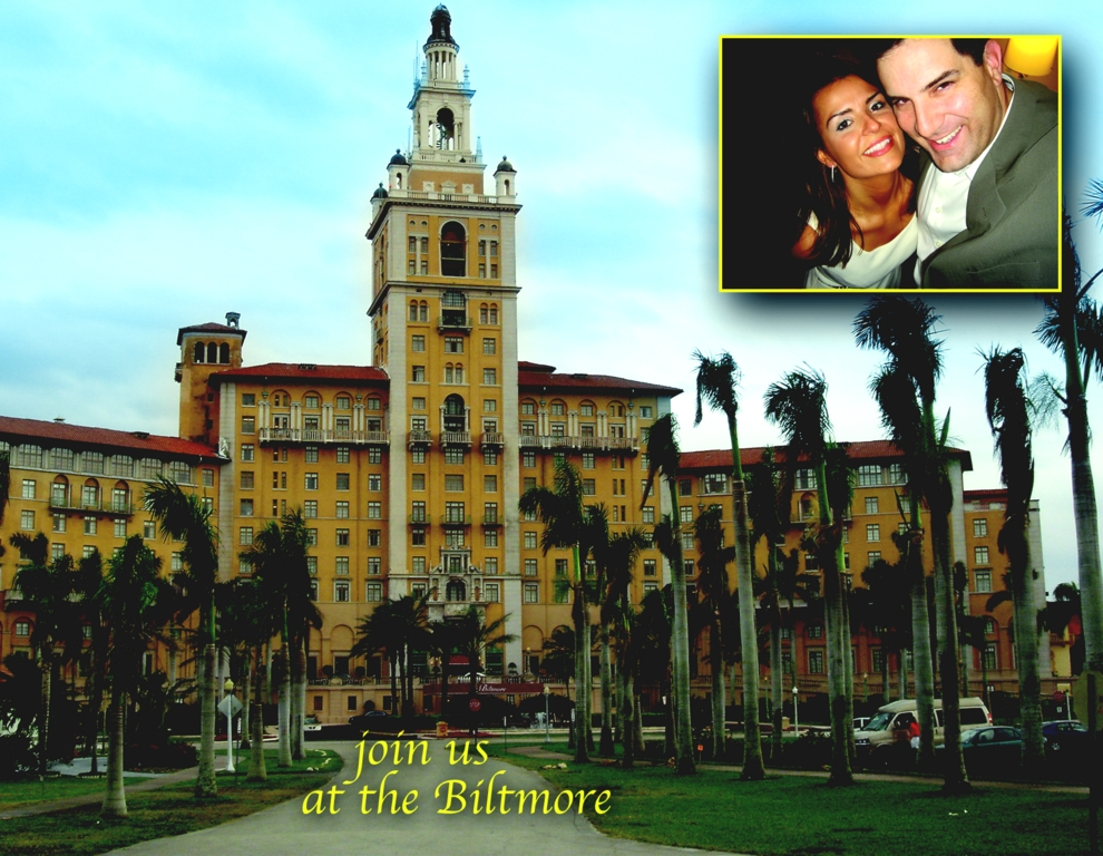Biltmore Hotel - Reception Sites, Hotels/Accommodations, Restaurants, Ceremony Sites - 1200 Anastasia Ave, Miami, FL, 33134, US
