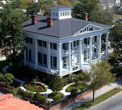 Bellamy Mansion - Reception Sites, Ceremony & Reception, Attractions/Entertainment, Ceremony Sites - 503 Market Street, Wilmington, NC, United States
