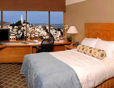 Hilton San Francisco Financial District - Accommodations - 750 Kearny Street, San Francisco, CA, 94108, United States