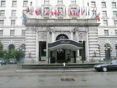 Fairmont Hotel - Accommodations - 950 Mason St, San Francisco, CA, United States