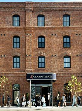 Argonaut Hotel - Hotels/Accommodations, Reception Sites - 495 Jefferson St, San Francisco, CA, USA