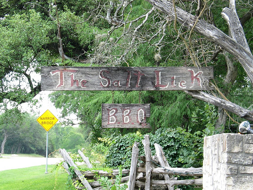 Salt Lick Bbq - Thurman's Mansion - Rehearsal Lunch/Dinner, Reception Sites, Restaurants, Caterers - 18300 FM Rd 1826, Driftwood, TX, United States
