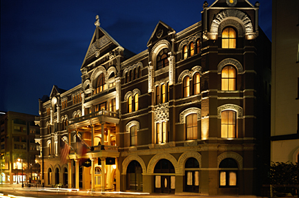 The Driskill Hotel - Attractions/Entertainment, Hotels/Accommodations, Reception Sites, Ceremony Sites - 604 Brazos St, Austin, TX, United States