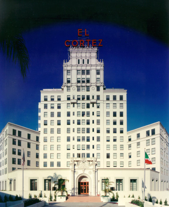 El Cortez - Ceremony Sites, Reception Sites - 702 Ash Street, San Diego, California