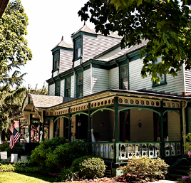 Vandiver Inn - Ceremony &amp; Reception, Ceremony Sites, Hotels/Accommodations, Reception Sites - 301 S Union Ave, Havre De Grace, MD, 21078