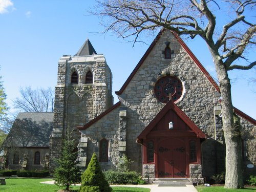 St. Peter's-by-the-sea - Ceremony Sites - 72 Central St, Narragansett, RI, 02882, US