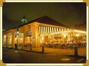 Cafe Du Monde - Restaurants, Attractions/Entertainment, Reception Sites - 1039 Decatur St, New Orleans, L.A., United States
