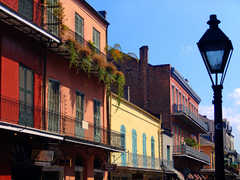 Bourbon Street - Attraction - Bourbon St, New Orleans, LA, US