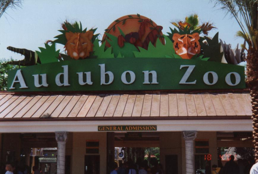 Audubon Zoo - Attractions/Entertainment, Reception Sites, Ceremony Sites - 6500 Magazine St, New Orleans, LA, 70118, US