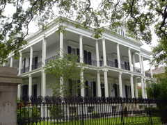 Garden District - Attraction - Garden District, New Orleans, LA, New Orleans, Louisiana, US