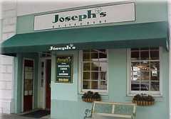 Joseph's Restaurant  - Restaurant - 129 Meeting Street, Charleston, SC, United States