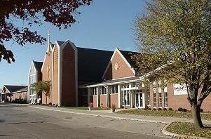Ankeny First United Methodist Church - Ceremony Sites - 206 SW Walnut St, Ankeny, IA, 50023
