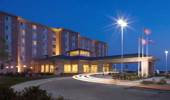 Hilton Garden Inn - Reception Sites, Hotels/Accommodations - 8600 Northpark Drive, Johnston, IA, United States