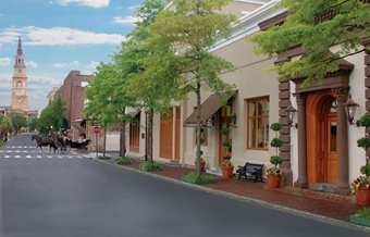 Doubletree Guest Suites Charleston-historic District - Hotels/Accommodations, Reception Sites - 181 Church Street, Charleston, SC, USA