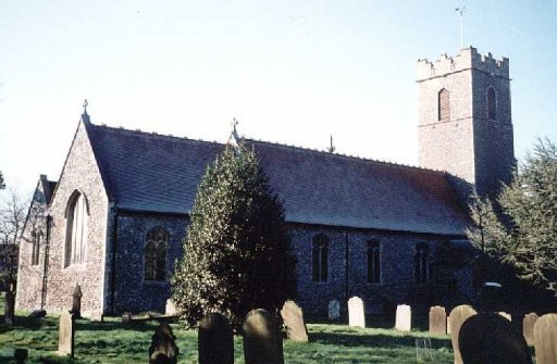 Worlingham All Saints Church - Ceremony Sites - Lowestoft Road  , Worlingham, Beccles, Suffolk, NR34 7RB
