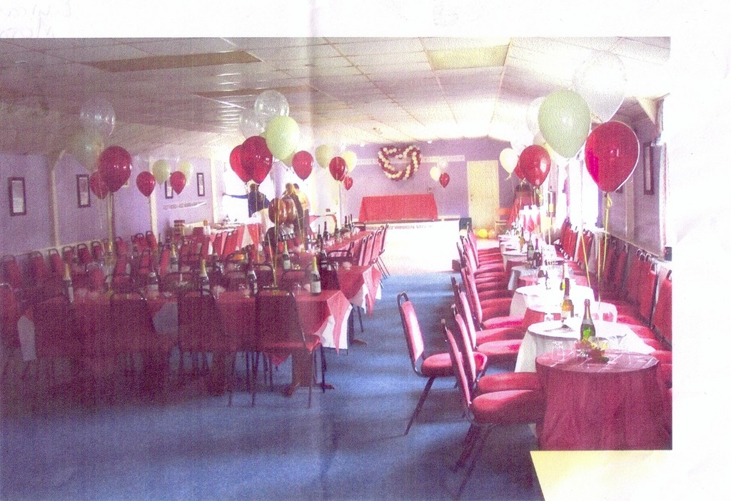 The Moor Social Club - Reception Sites -